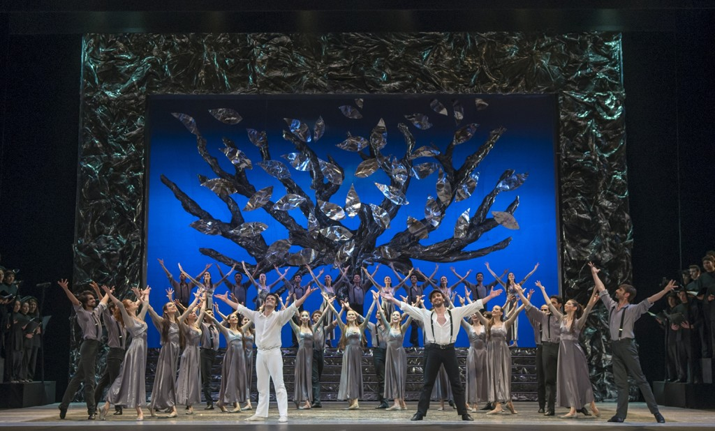 ballet Zorba el griego