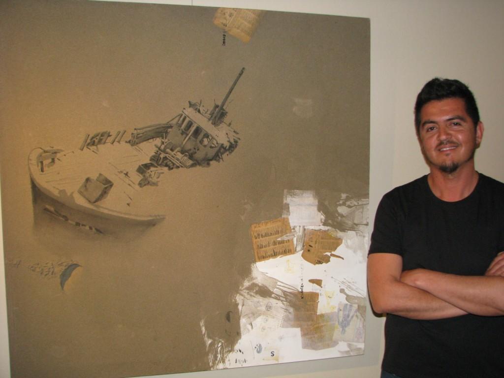 Mauricio Alvarez - Premio de Honor Ciudad de Viña del Mar 1